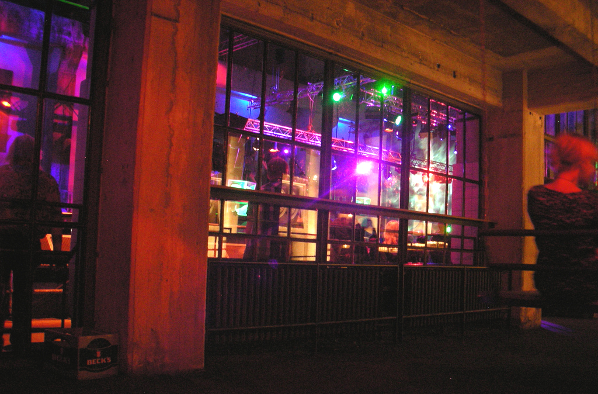 Berlin stripclub
