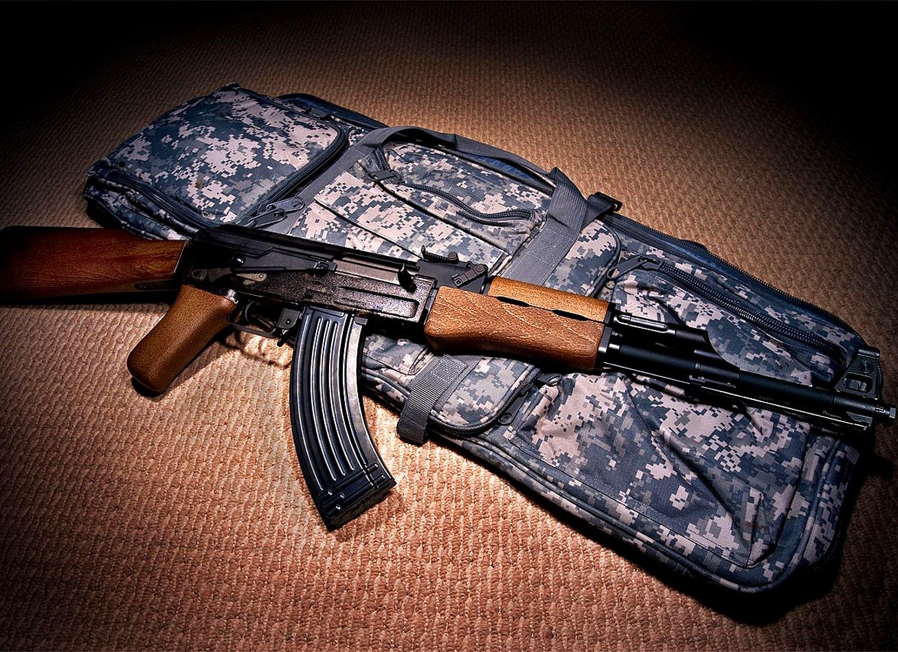 shooting 3 armes à budapest AK-47 feu activites vimigo
