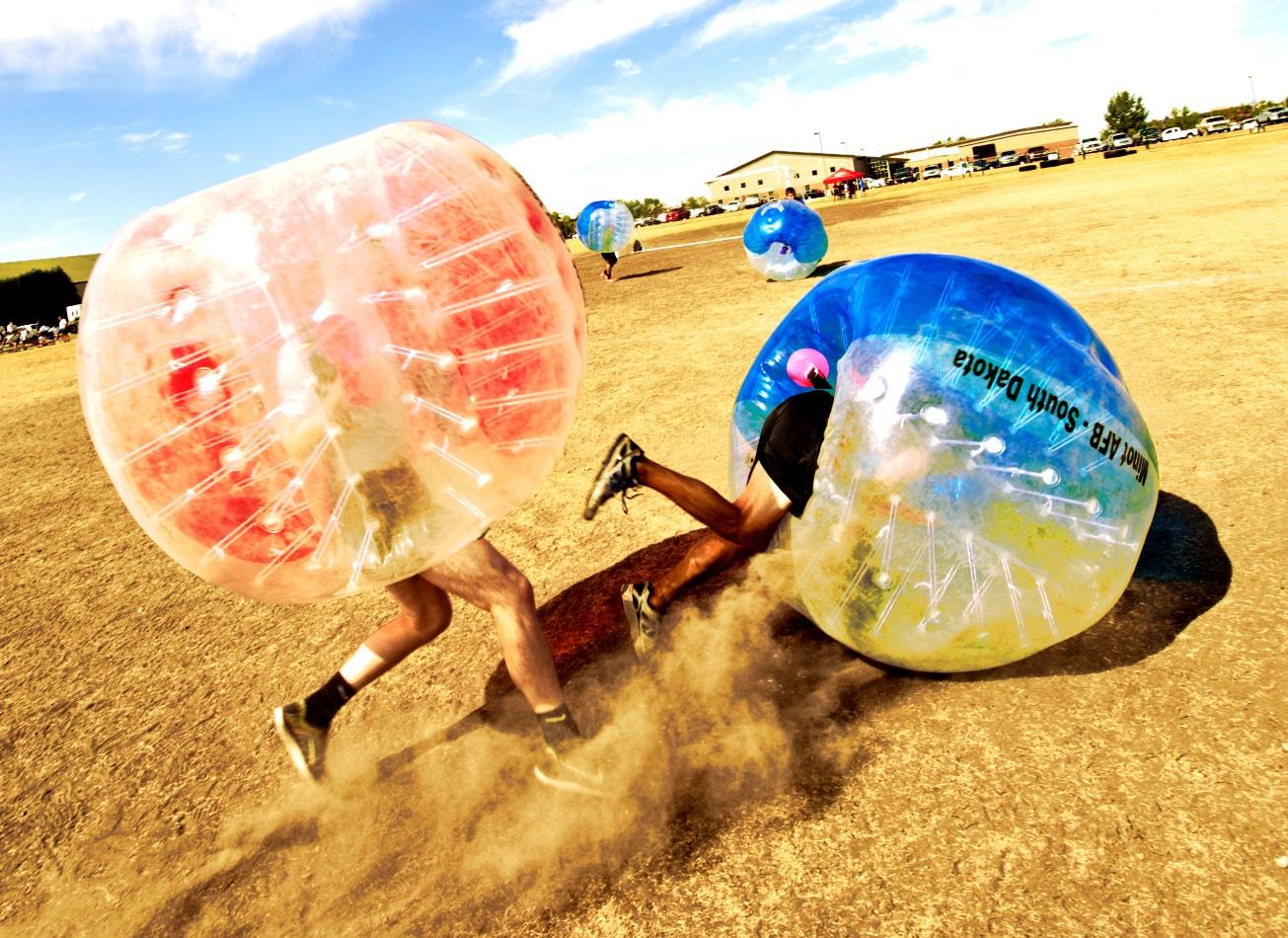 pack multi-activites foot bulle jeux sports montpellier activites vimigo