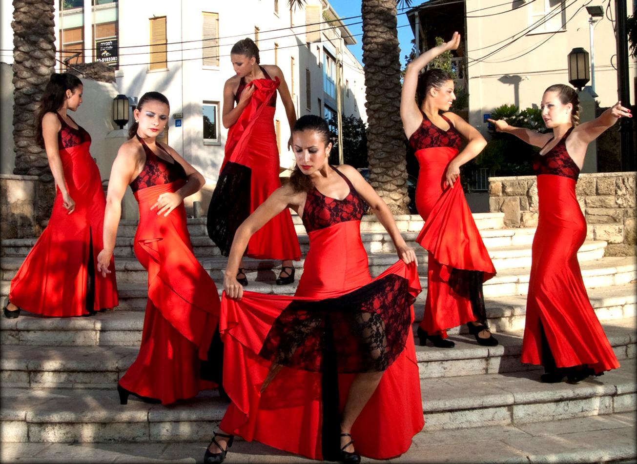 cours de flamenco initiation barcelone activités