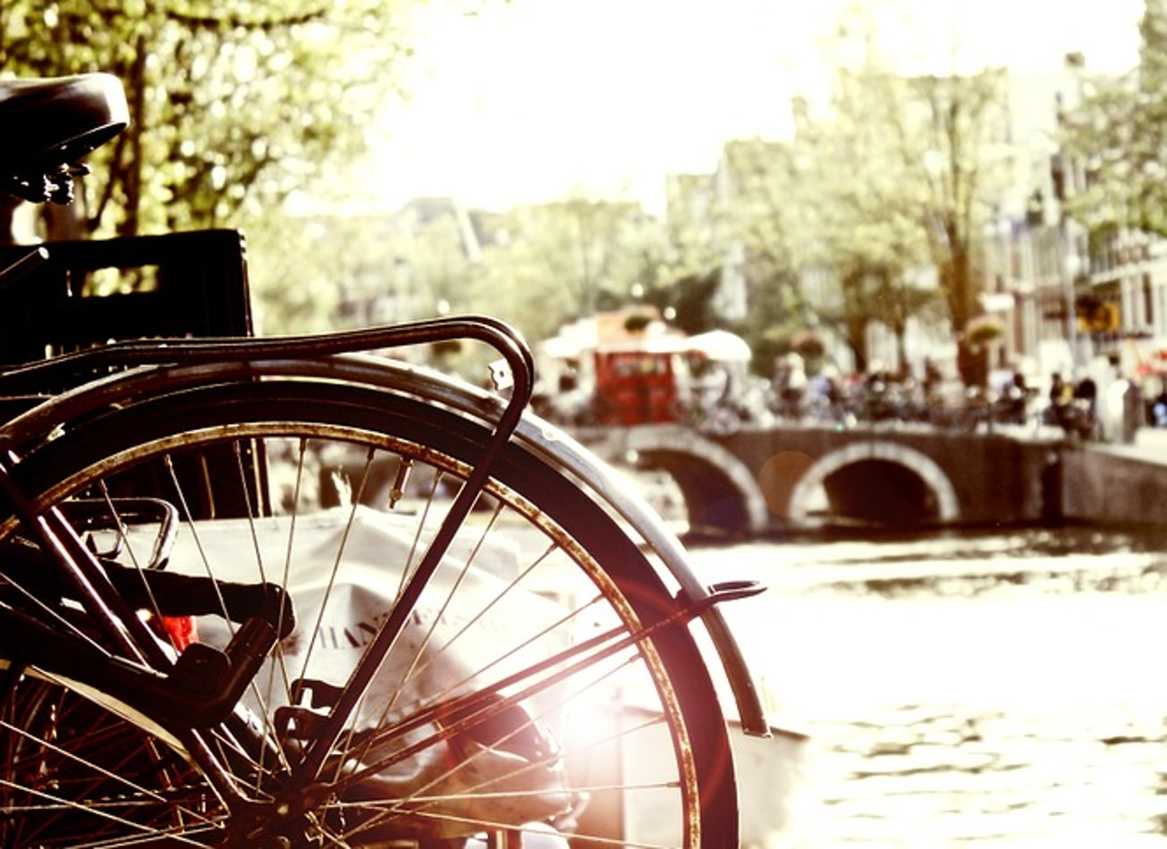 visite à vélo guidée vélos amsterdam activités