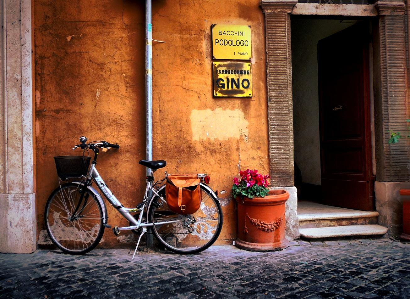 visite guidée en vélo rome guide activites vimigo