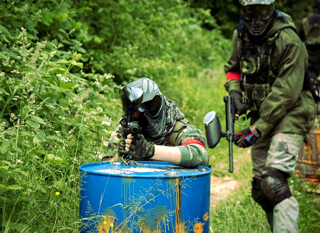 paintball à paris en plein air outdoor exterieur activites vimigo