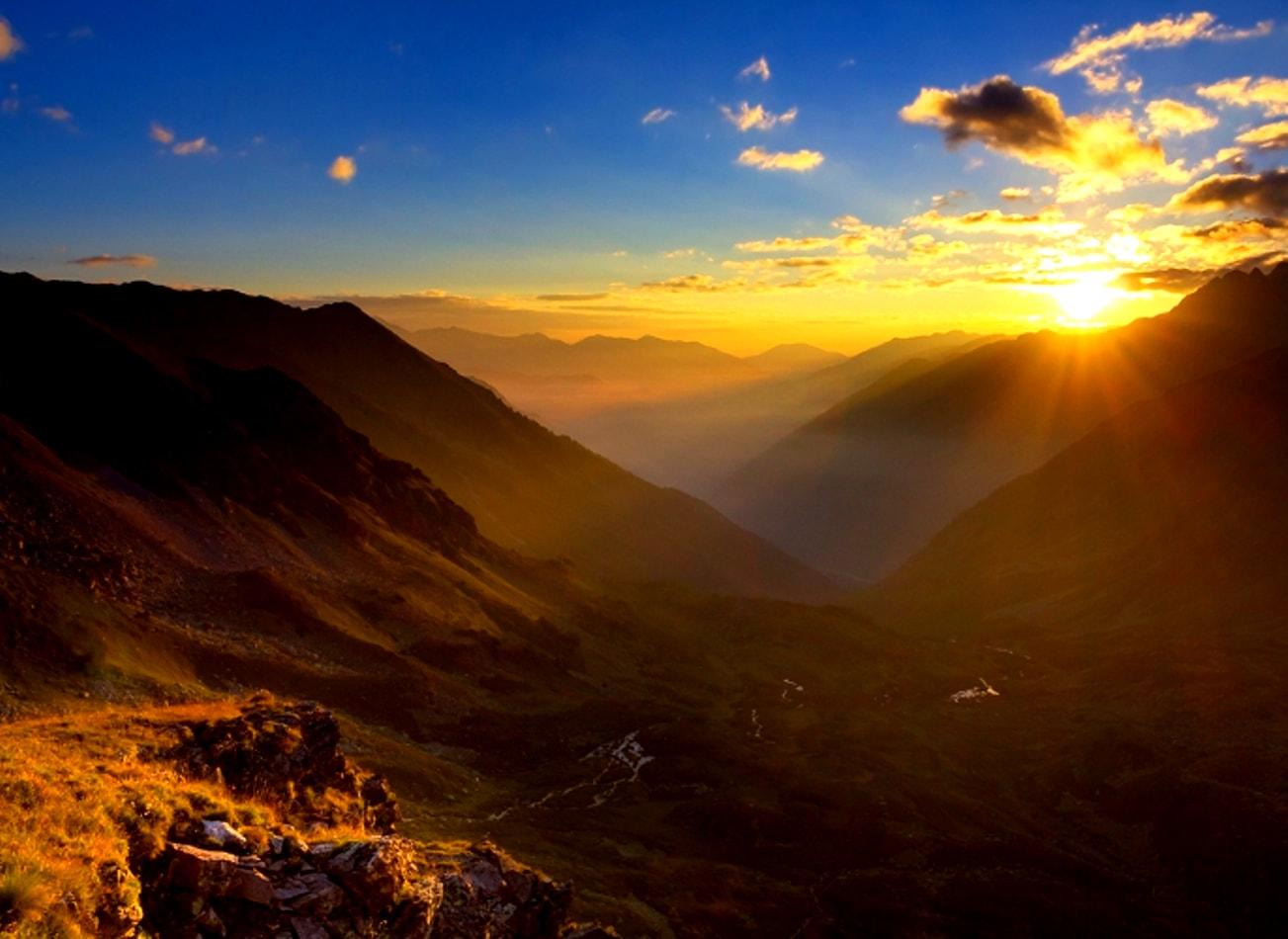 rando randonnée coucher de soleil annecy activites vimigo