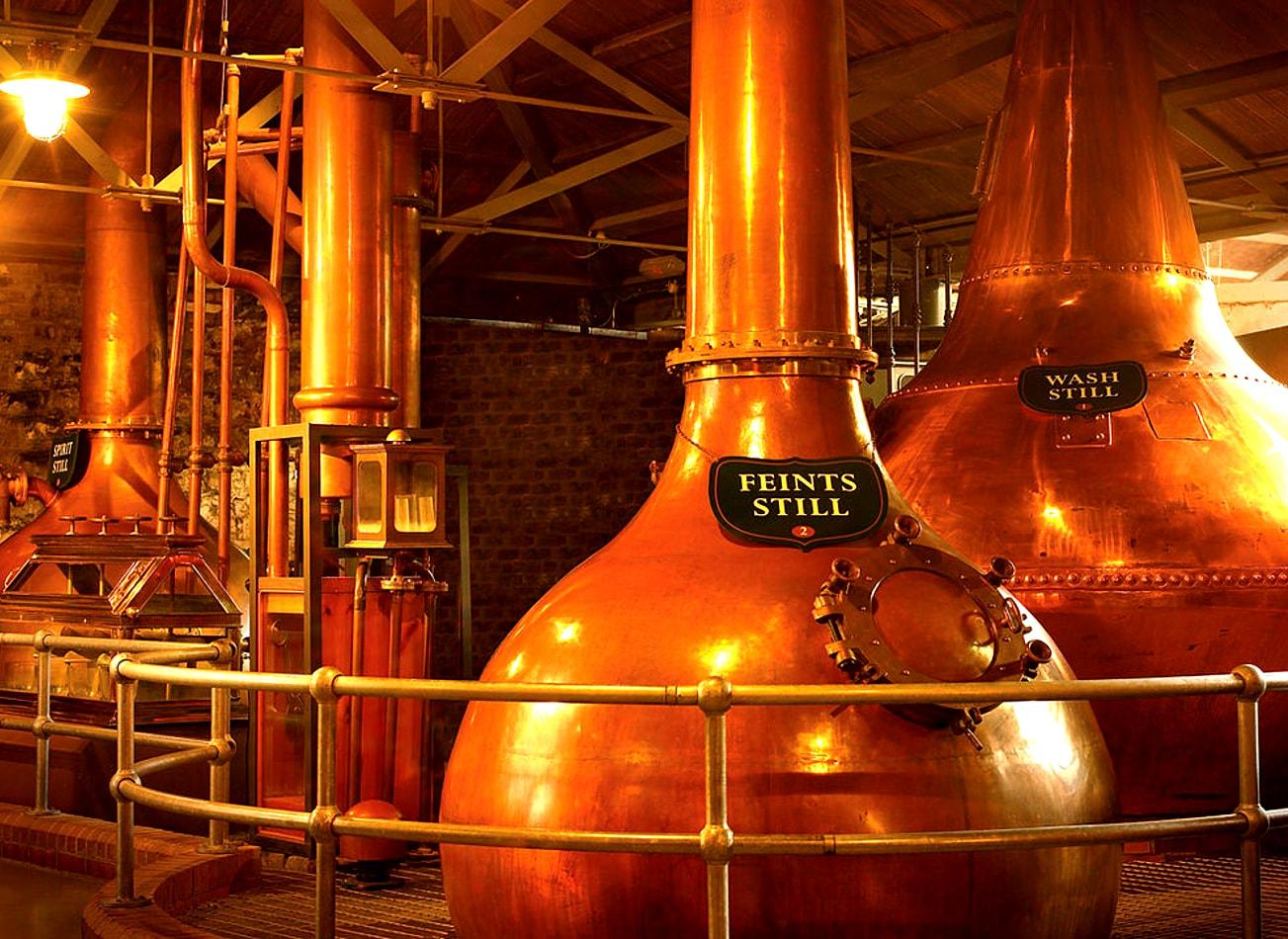 visite distillerie jameson whisky whiskey dublin activites vimigo