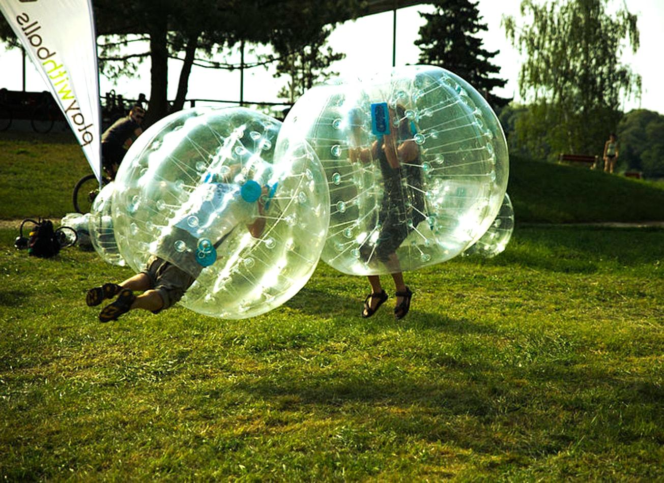 bumper ball foot bulle sumo arcachon activites vimigo