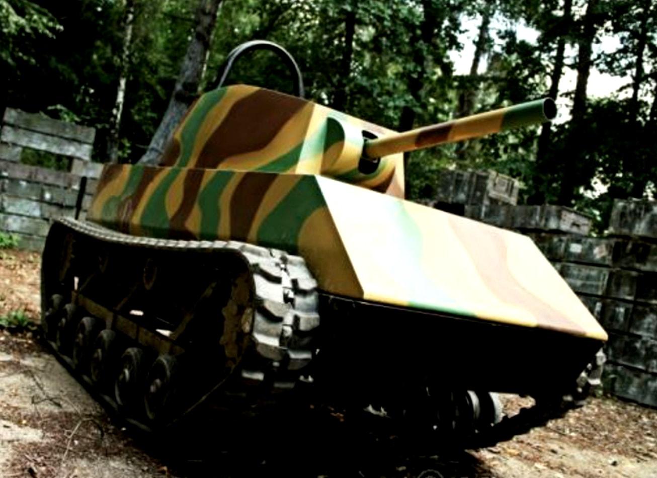 conduite mini-tank tank char assaut prague activites vimigo