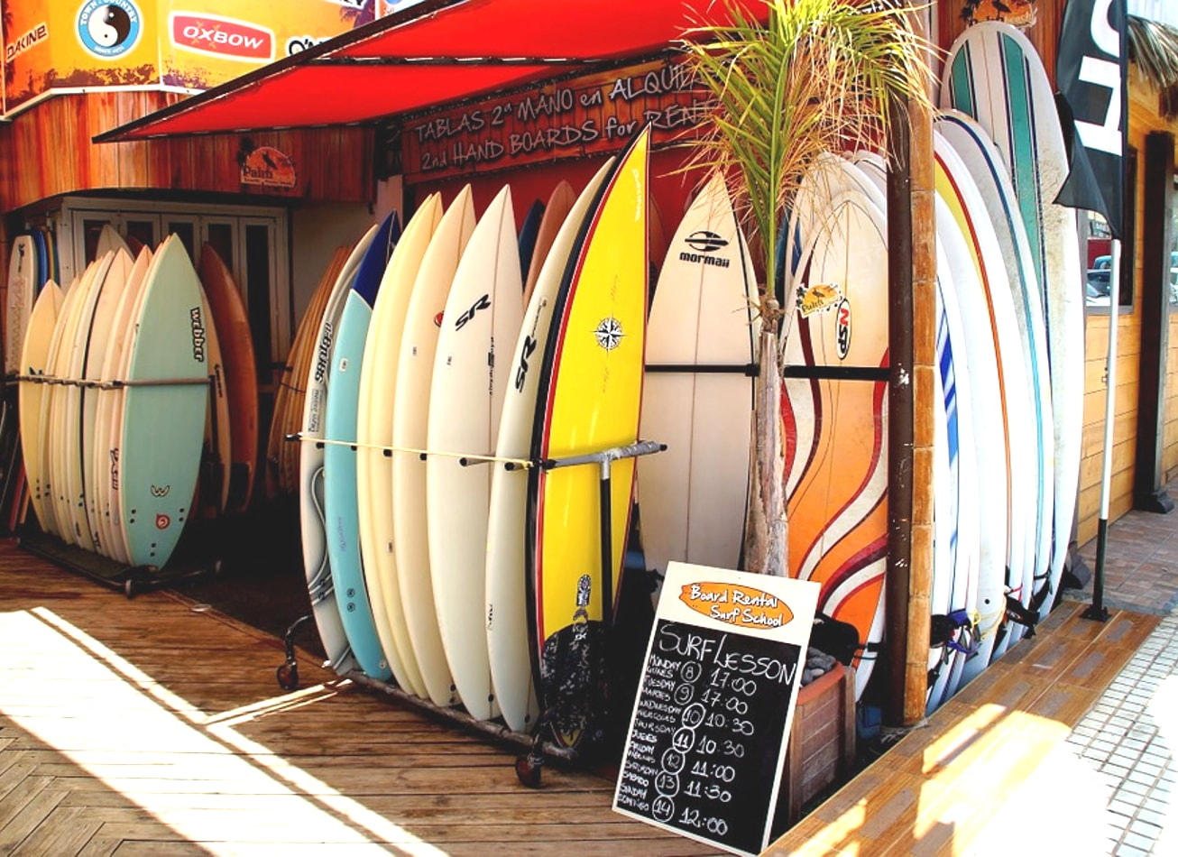 demi journee cours de surf à lisbonne activités vimigo