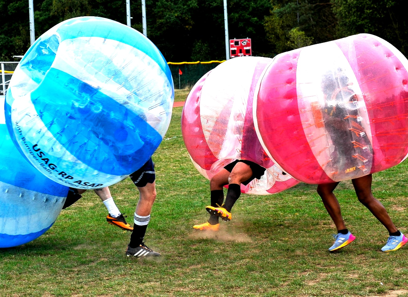 foot bulle bubble football zorb zorbing toulouse activites vimigo
