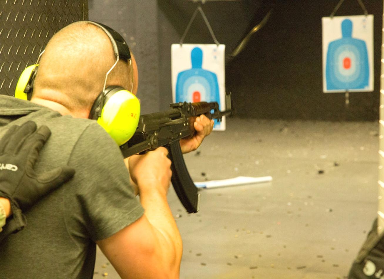 shooting à vilnius 3 armes activites vimigo