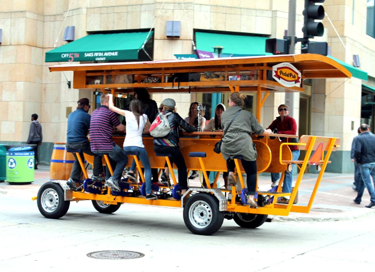 beer bike à anvers bieres activites vimigo