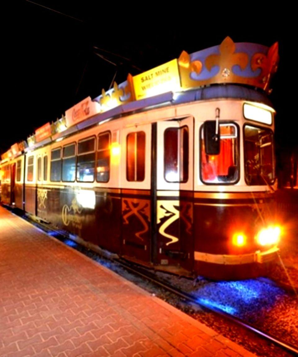 vodka tram tramway cracovie activites vimigo