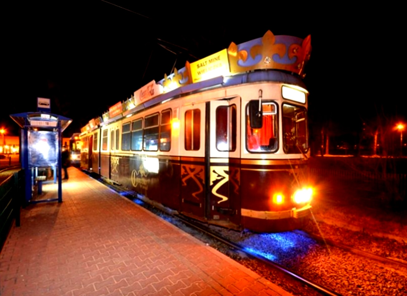 vodka tram tramway cracovie activites vimigo