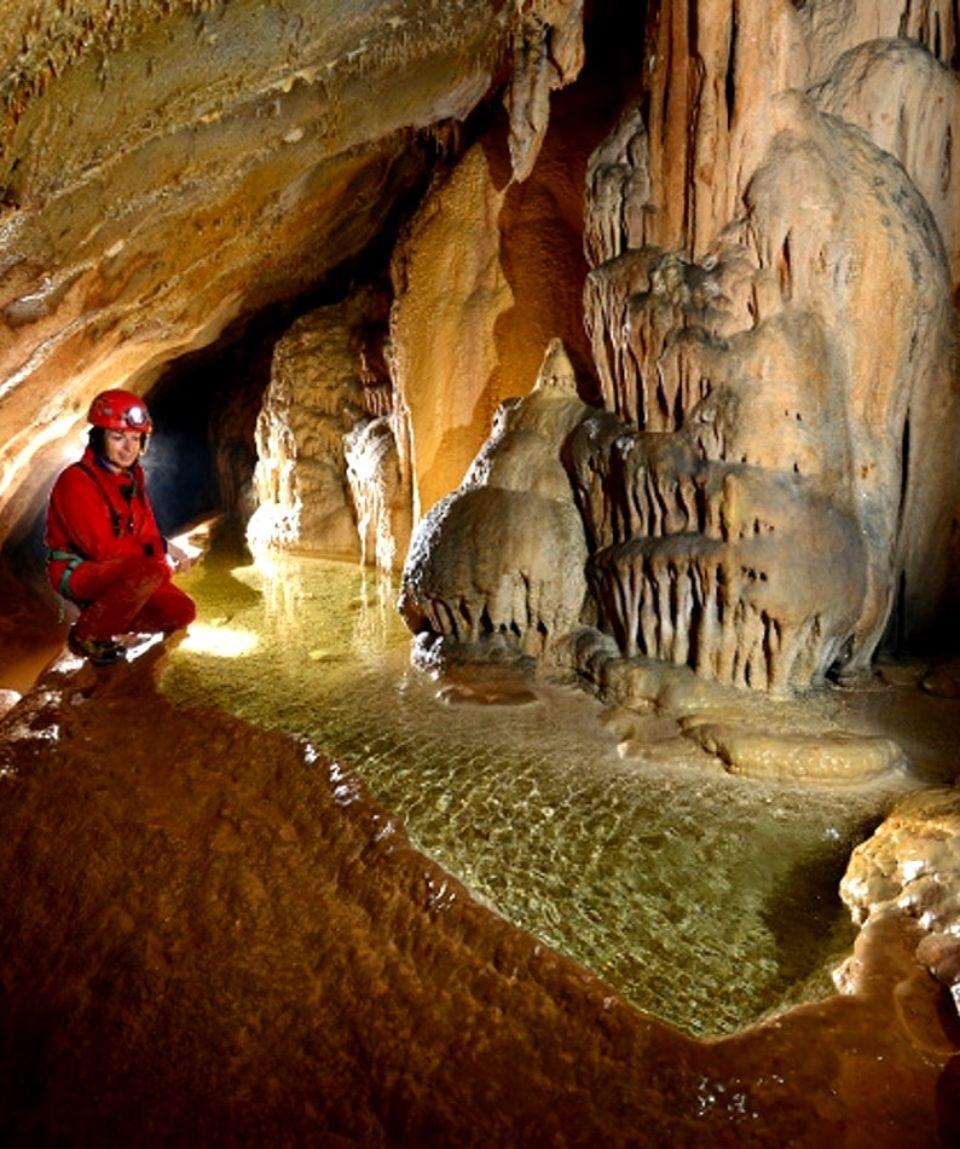 spéléologie grotte marseille activites vimigo