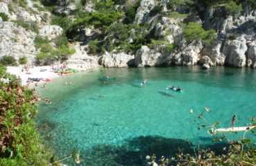Apero paddle à Marseille