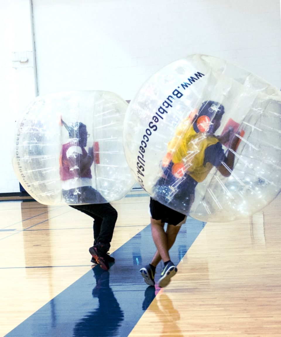 foot bulle bubble football zorbing zorb rennes activites vimigo