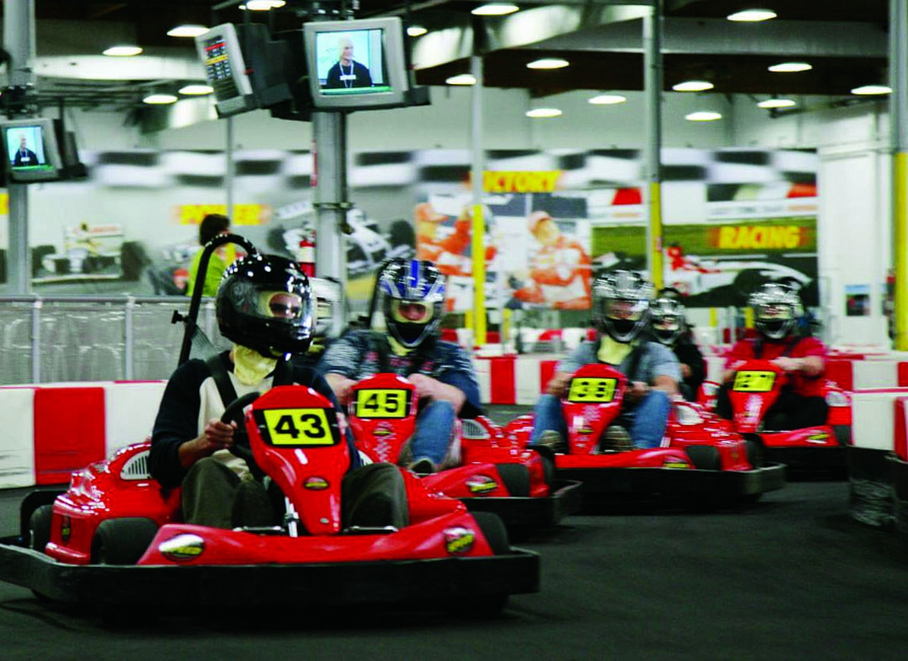 karting indoor munich activites vimigo