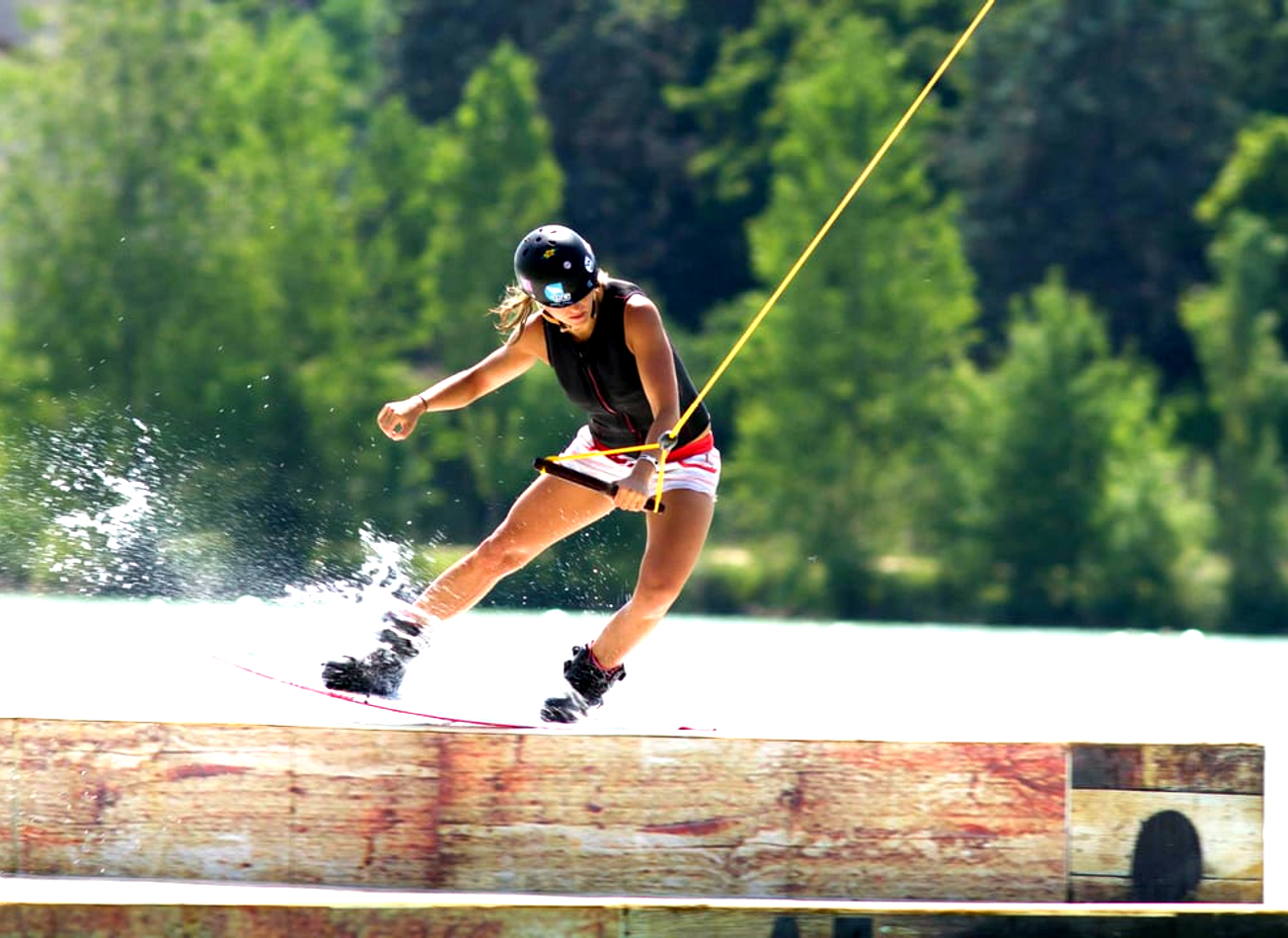 téléski nautique ski wake board strasbourg activites vimigo