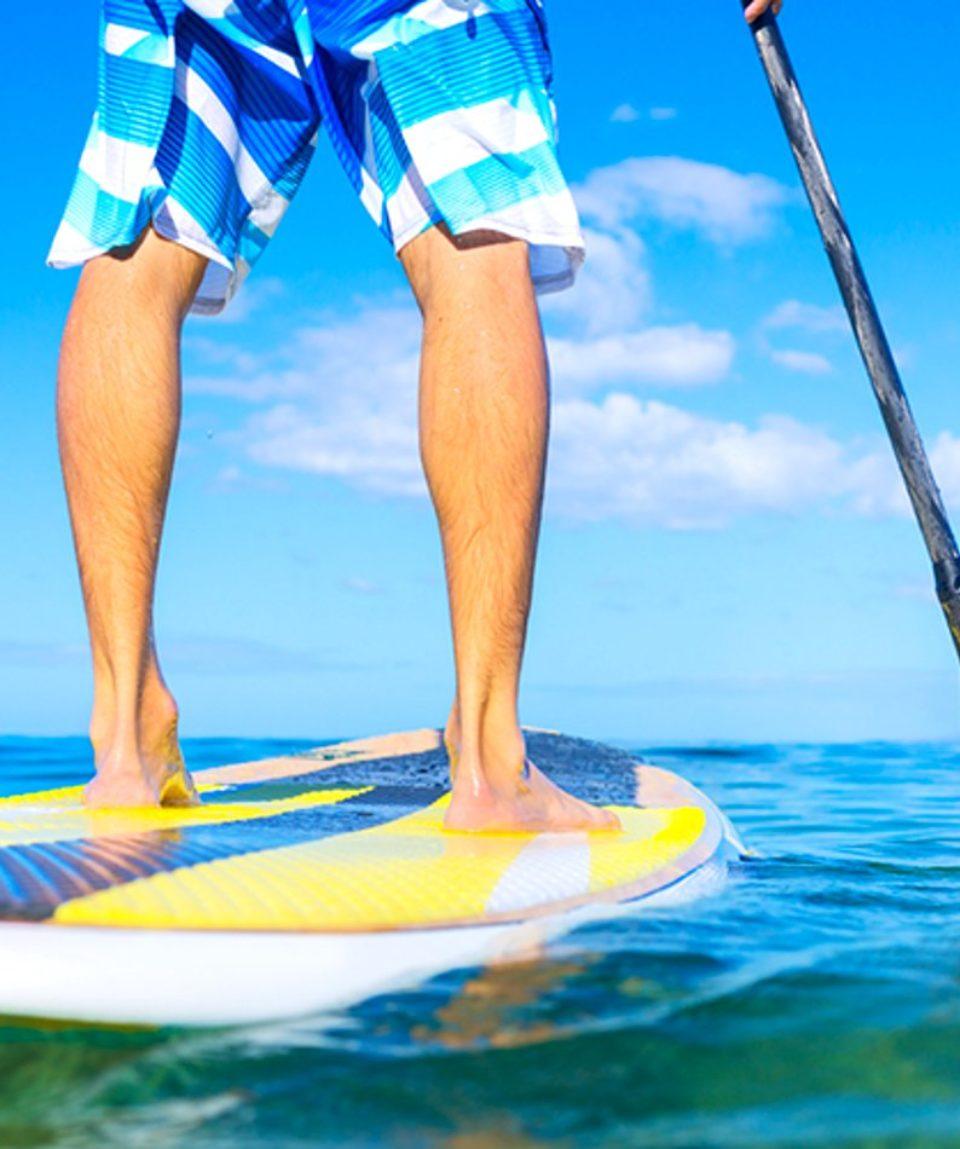 paddle stand up surf  biarritz activites vimigo