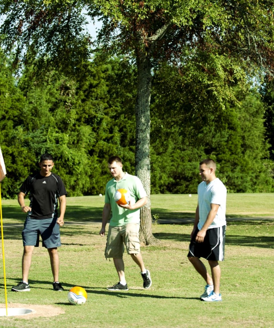 footgolf foot golf football dusseldorf activites vimigo