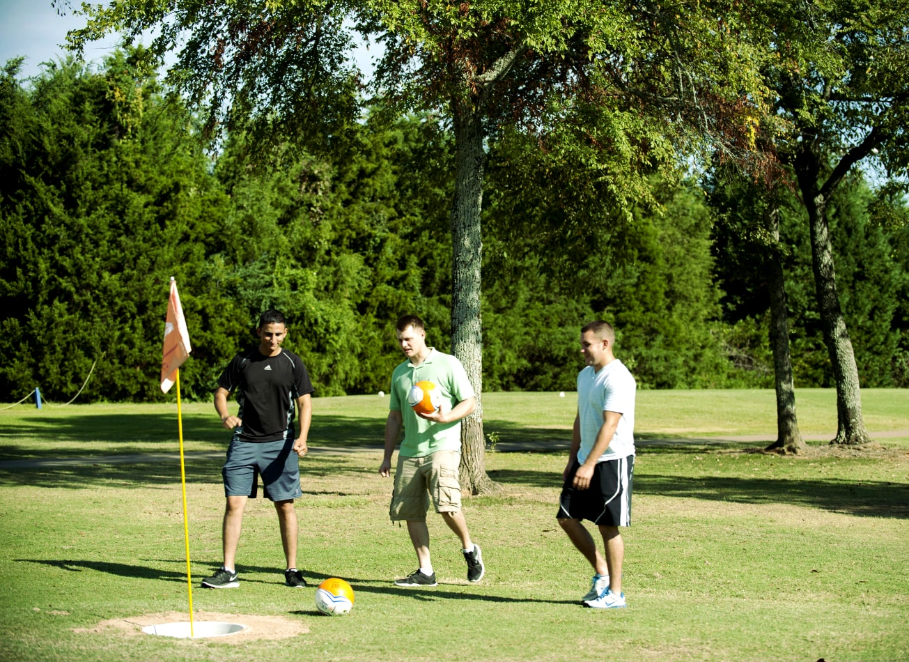footgolf foot golf football dusseldorf activites vimigo
