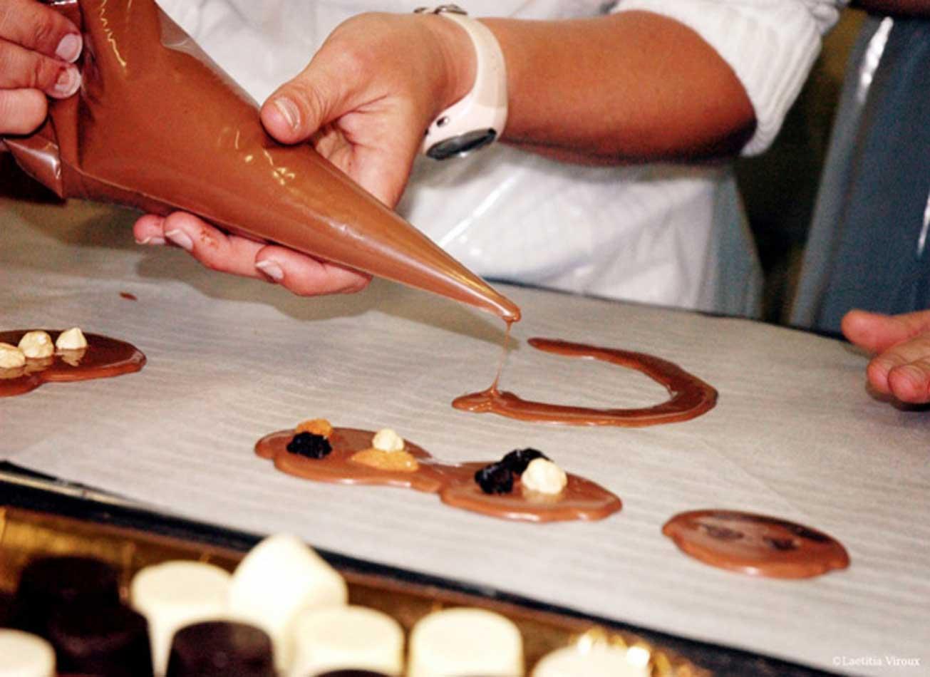 Vimigo Bruxelles Atelier chocolat