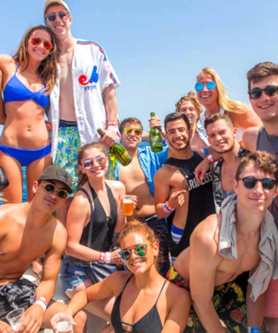 boat party malte malta